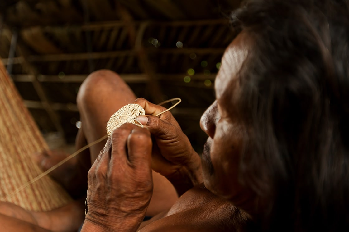 Yasuni Waorani Tribes Huaorani Amazonian