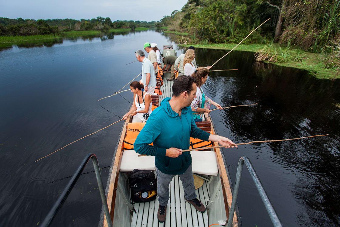 2013_01_16 - RN Pacaya Samiria - Loreto - Peru // Foto: Rodrigo Rodrich // Delfin Amazon Cruises. Delfin 2, dia 2