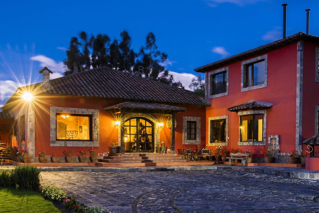 Hacienda Hato Verde, Cotopaxi