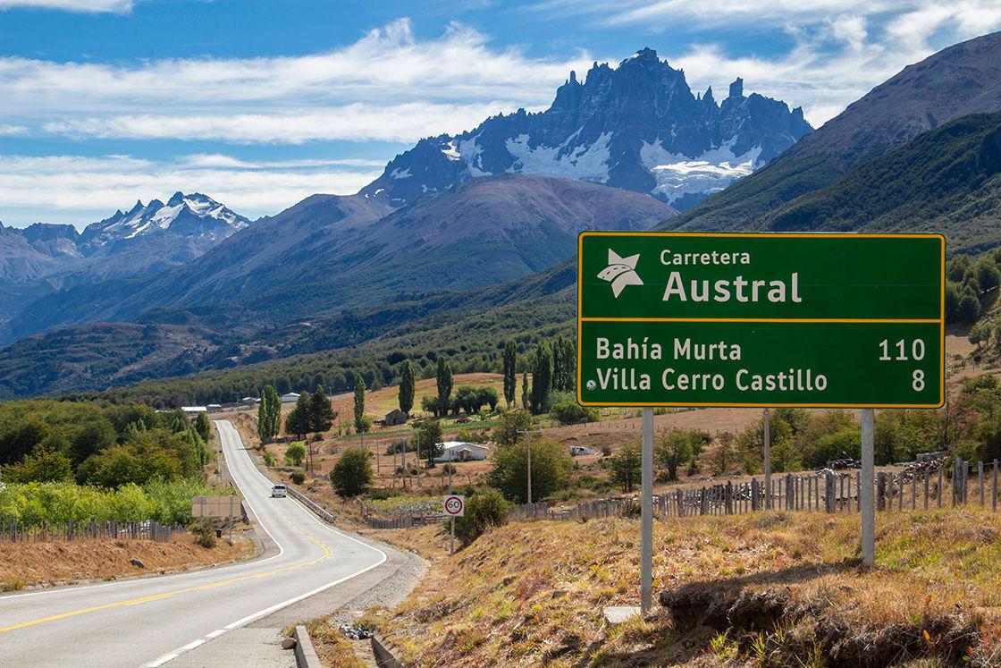 Cerro Castillo, Patagonia -Chile