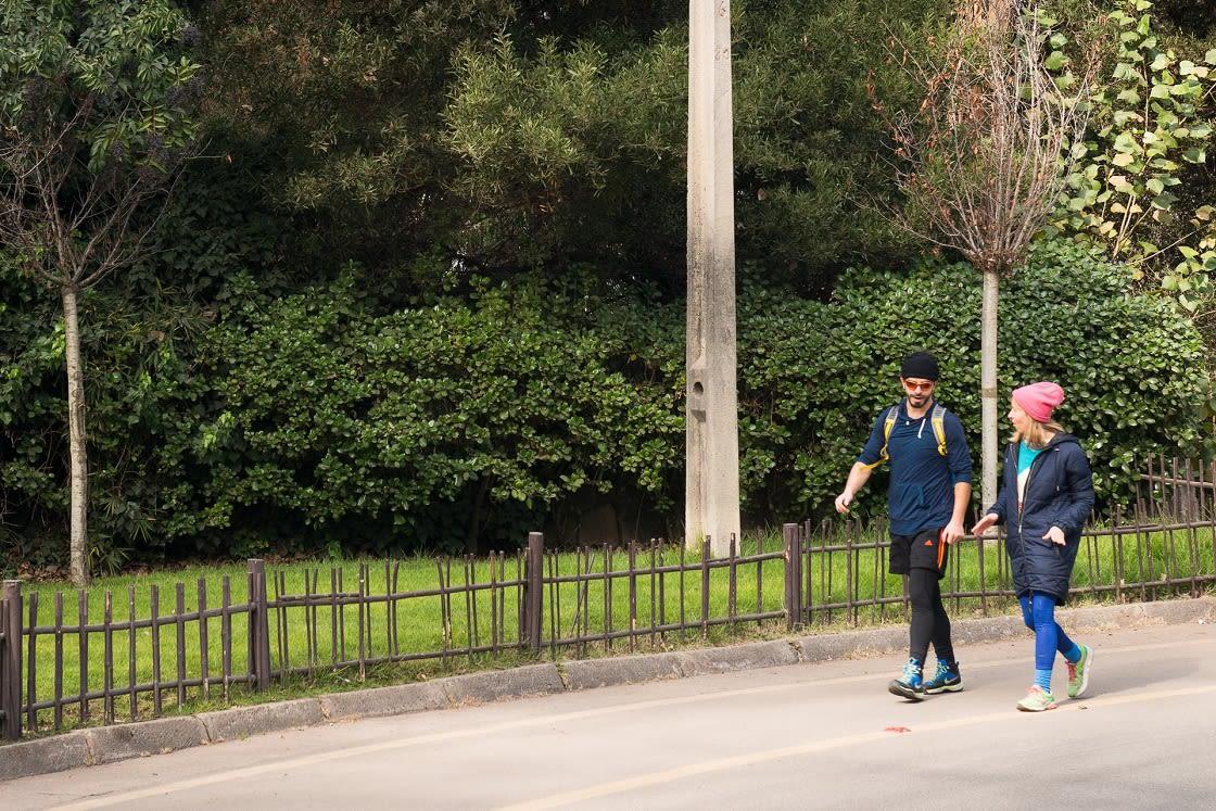 A Walk At San Cristobal Hill