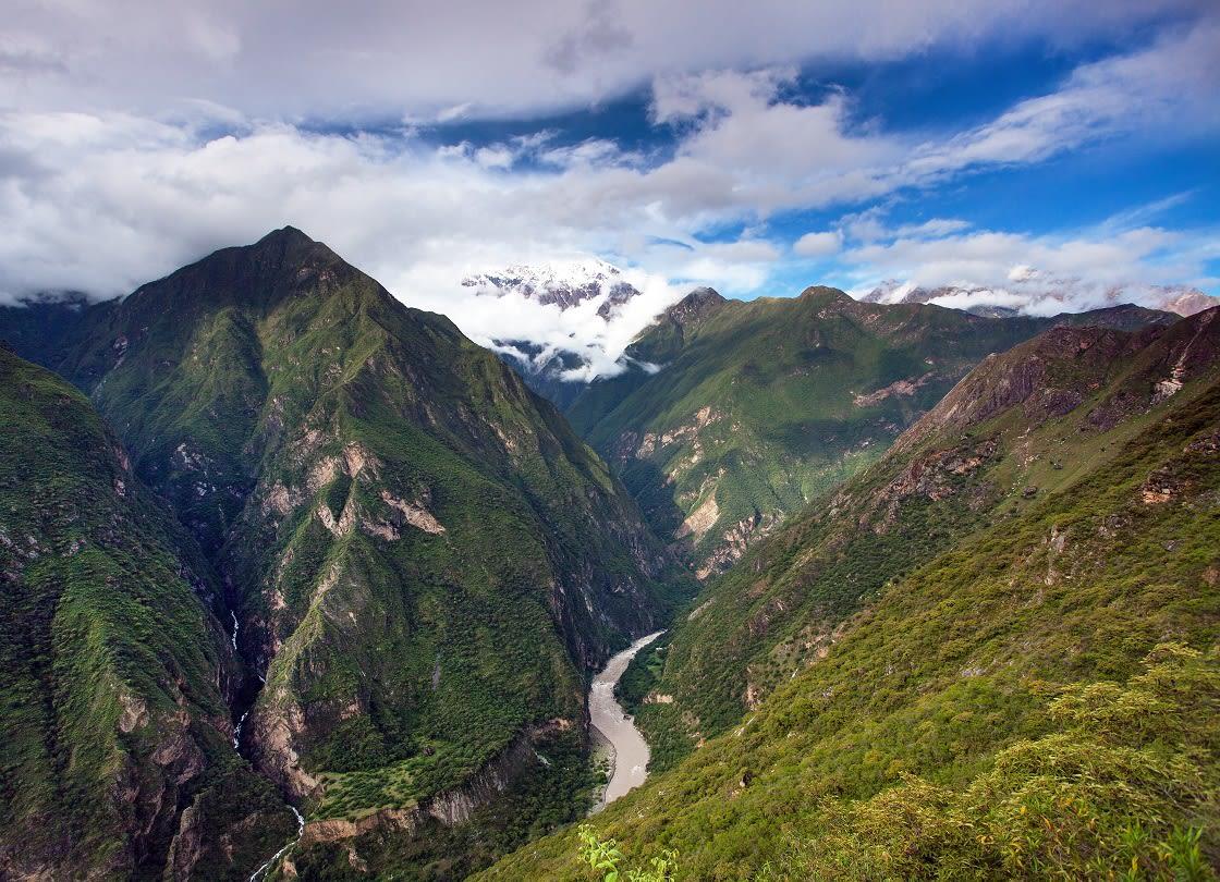 Rio Apurimac Is Upper Part