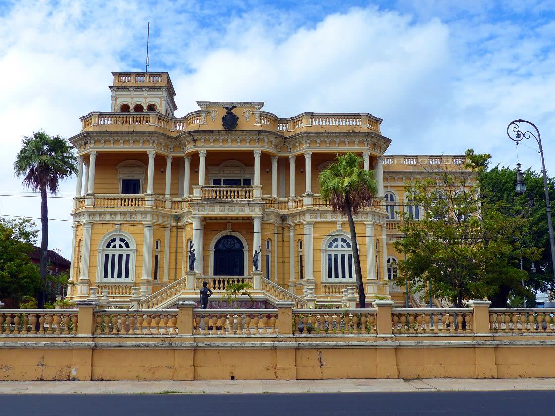 The Palácio Rio Negro Was Built In 1910