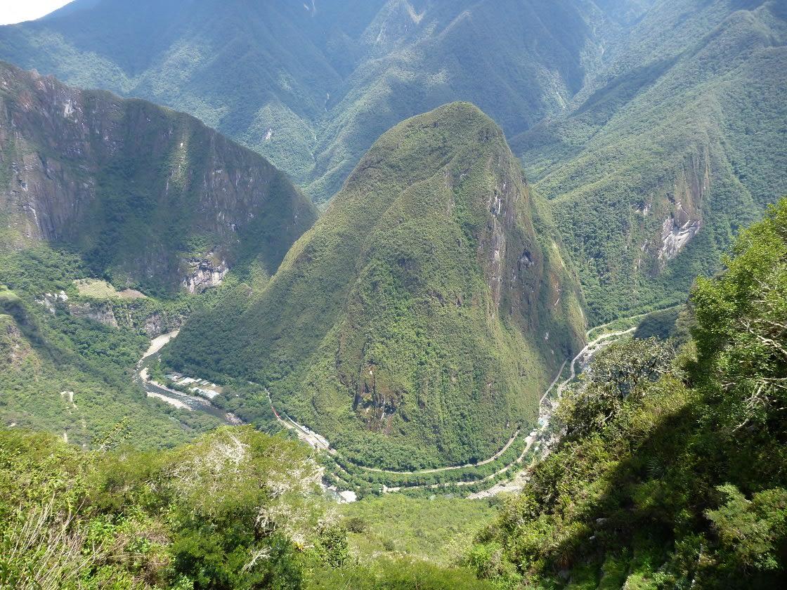 Putucusi Mountain