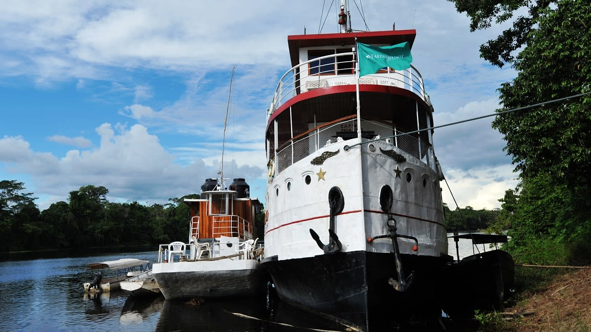 Ayapua Boat Museum