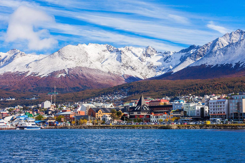 Ushuaia, Tierra del Fuego -Argentina