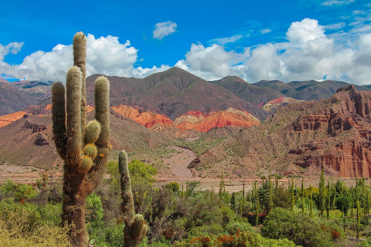 Argentina Tourist Attractions You Have To See-quebrada huamahuaca