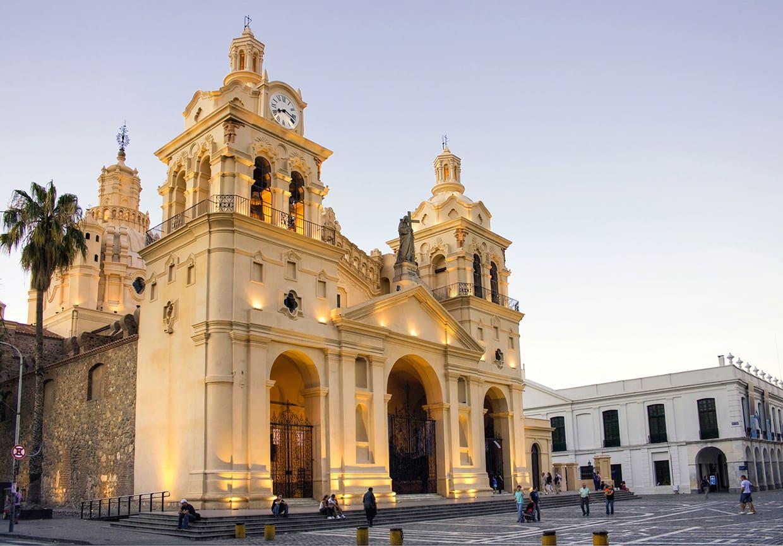 Catedral Y Cabildo De Cordoba Argentina