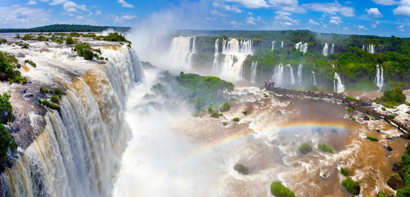 Foz Do Iguacu, Brazilian Side