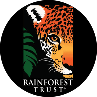 Rainforest Trust Conservation Partner Badge
