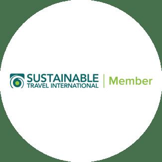 Sustainable Travel International Badge
