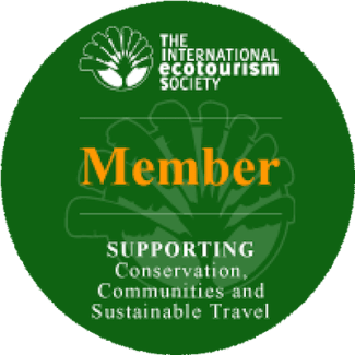 International Ecotourism Society Member Badge