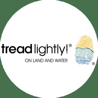 Tread Lightly Supporter Badge