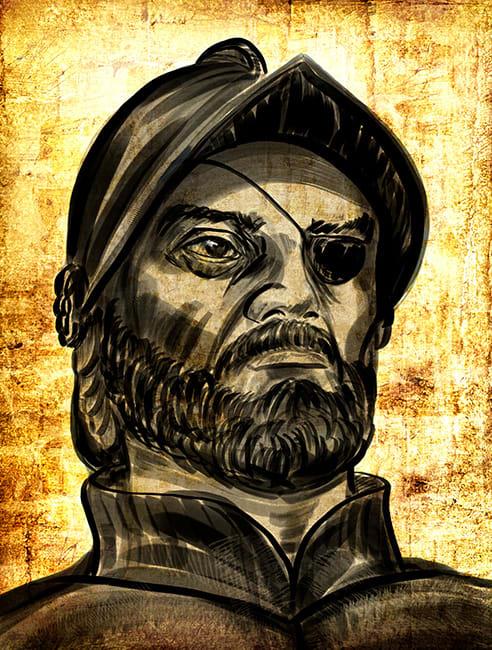 Francisco De Orellana Spanish Traveler And Conquistador