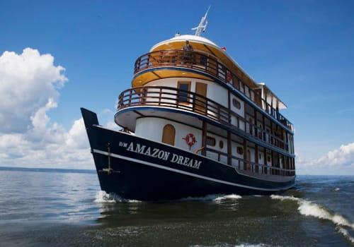 Amazon Dream on the river