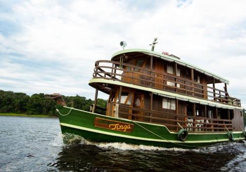 Tinga on the river