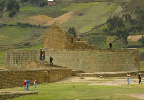 Inca Ruins outside Cuenca
