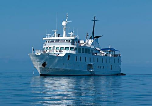 La Pinta Galapagos Cruise Vessel