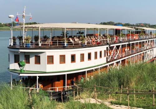 Ship moored