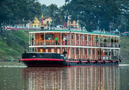 Zawgyi Pandaw on Irrawaddy