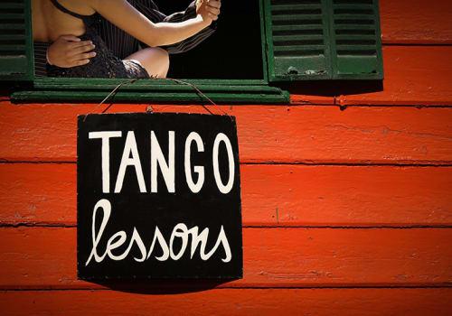 Buenos Aires Tango Lesson
