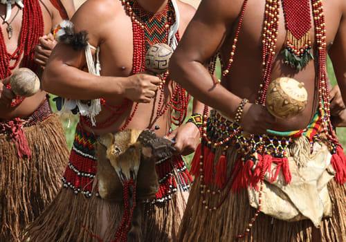 Manaus Amazon Indigenous Ceremony