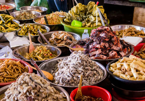 cambodian traditional dishes