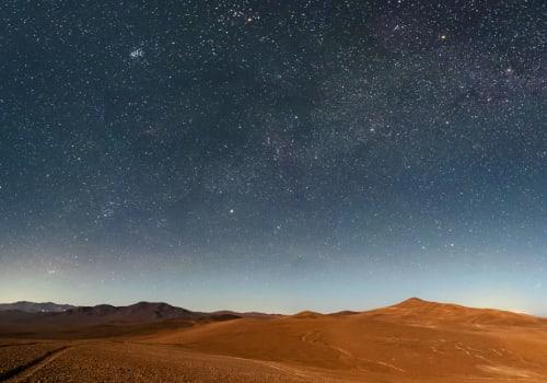 stargazing at atacama desert