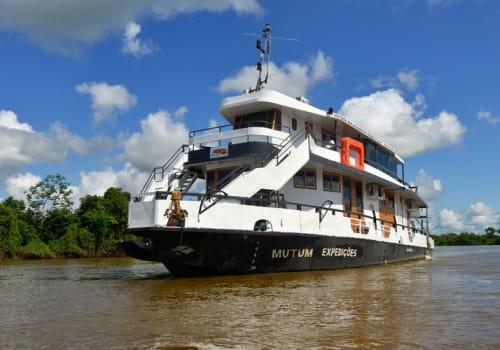 Barco Mutum in Pantanal