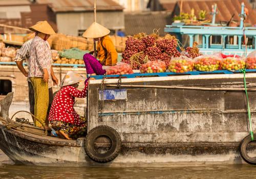 mekong delta carriage-market