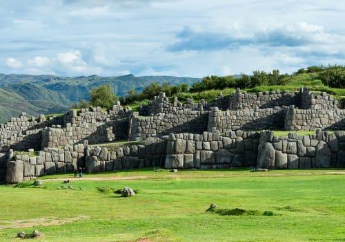 Sacsayhuaman,,Inca,Ruins,In,Cusco,,Peru