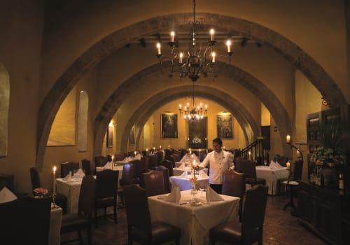 Restaurant at Monastario Hotel, Cusco