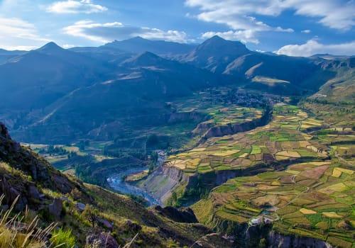 Landscape,Colca,Canyon