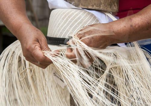 Traditional,Weaving,Of,Ecuadorian,Toquilla,Straw,Hats,-,Unesco,Intangible