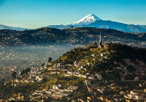 View,Of,El,Panecillo,In,The,Center,Of,Quito,With