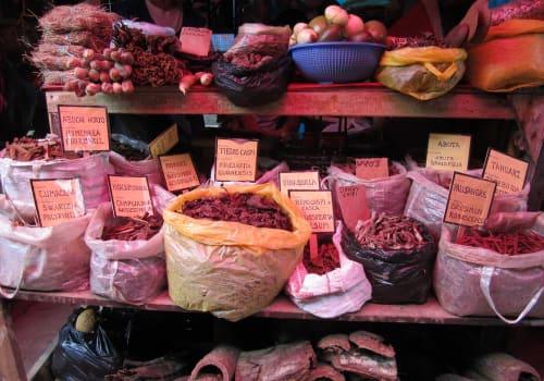 Belen Market in Iquitos