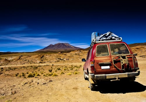 Bolivia Landscape