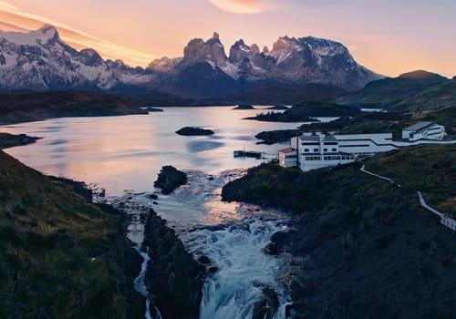 Exterior Of Explora Torres Del Paine, Chile