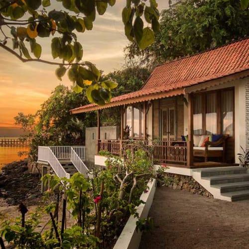 Villa near the beach