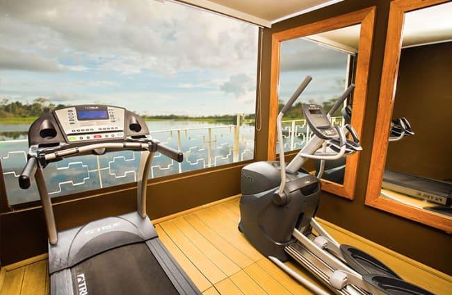 Exercise Room Delfin III