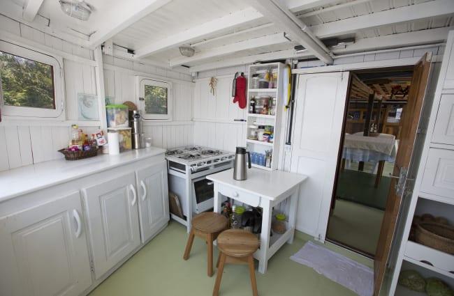 Kitchen onboard