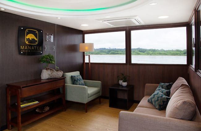 Social Lobby Area Manatee Cruise