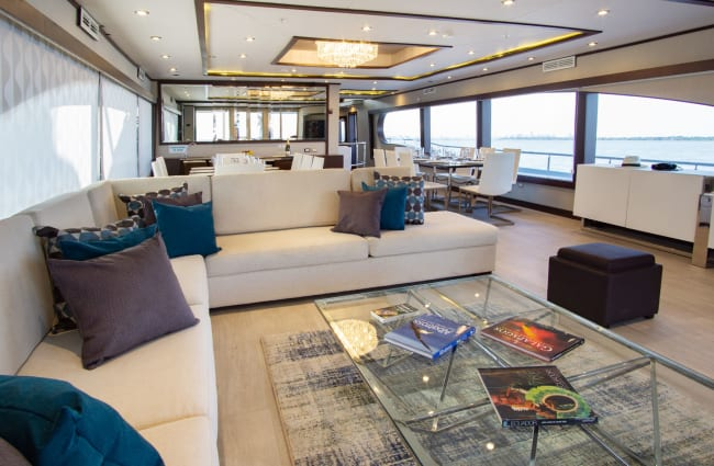 Indoor lounge sofas