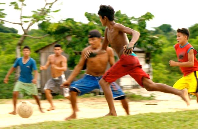 Brazilian Footballers Manaus