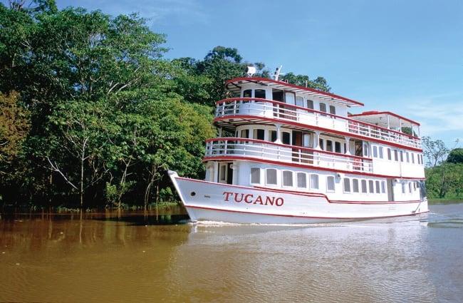 Disembark Tucano and Return Home