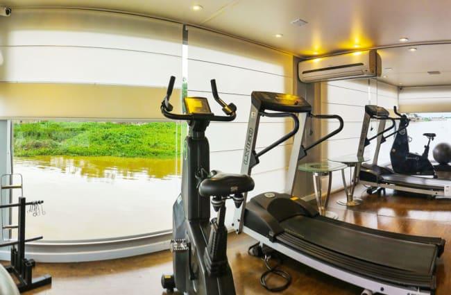 Peralta Exercise Facilities