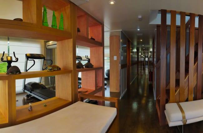 Peralta Interior Hallway