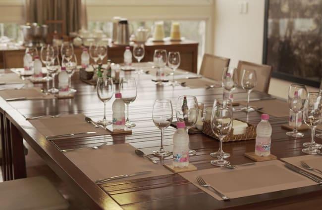 Luxury Dining Spread Untamed