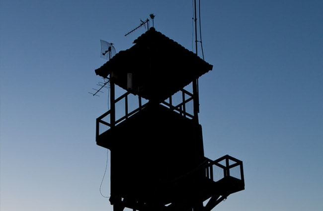 Caiman Lodge Observation Tower