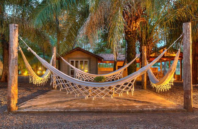Cordilheira Hammocks Area Caiman Lodge